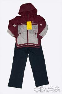Трикотажный детский cпортивный костюм, Венгрия    Спортивные костюмы для мальч. Одесса, Одесская область. фото 2