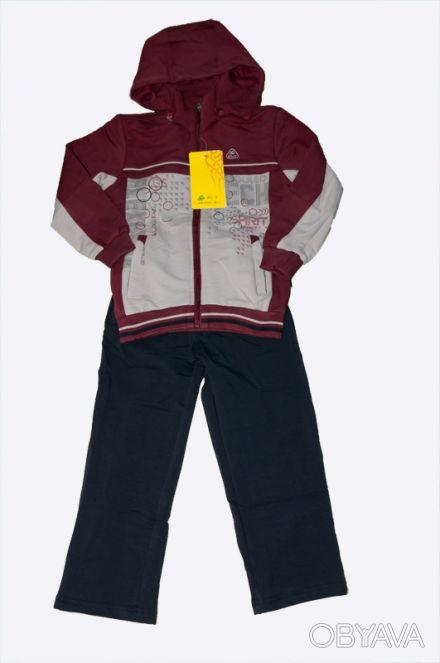 Трикотажный детский cпортивный костюм, Венгрия    Спортивные костюмы для мальч. Одесса, Одесская область. фото 1
