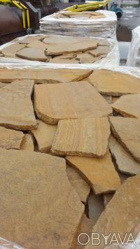 Песчаник очень широко распространен в строительной отрасли в качестве облицовочн. Киев, Киевская область. фото 2