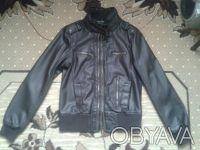 Кожаная куртка-жакет Blackbox M-L 44-46 38-40. Тернополь. фото 1