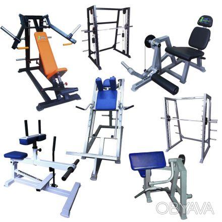 ᐈ Проф тренажеры Спортивное оборудование для тренажерного зала ᐈ ... 9a45689051a