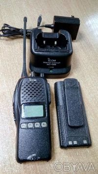 Радиостанция рация Icom IC-F40GS -1. Київ. фото 1