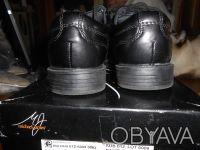 Черные туфли на шнуровке,в отличном состоянии,куплены в США. Отправляю УкрПочто. Київ, Київська область. фото 8