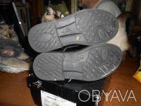 Черные туфли на шнуровке,в отличном состоянии,куплены в США. Отправляю УкрПочто. Київ, Київська область. фото 9