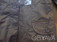 Очень красивое и нежное пальто для девочки фирмы Du Pareil au Meme (DPAM) Франци. Киев, Киевская область. фото 5