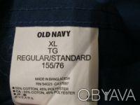 Рубашка OLD NAVY Галстук + рубашка Размер XL 55% cotton 45% polyester Длина. Кривий Ріг, Дніпропетровська область. фото 6