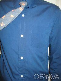 Рубашка OLD NAVY Галстук + рубашка Размер XL 55% cotton 45% polyester Длина. Кривий Ріг, Дніпропетровська область. фото 4
