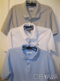 Поло GEORGE - голубое и серое(короткий рукав)  Поло H&M белое(короткий рукав) . Кривой Рог, Днепропетровская область. фото 3