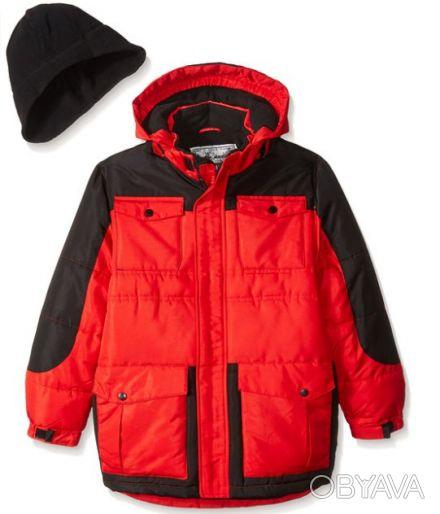Классная брендовая  куртка Rothschild , куплена в США, .зимняя, водонепроницаема. Киев, Киевская область. фото 1