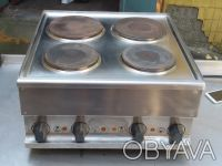 Бу плита электрическая промышленная Kogast для ресторана. Киев. фото 1