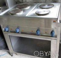 Бу плита электрическая профессиональная Kogast для общепита. Киев. фото 1
