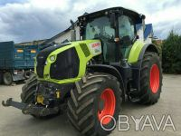 Б/у Трактор Claas Axion 830. Киев. фото 1
