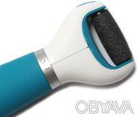 Электрическая роликовая пилка SCHOLL Velvet + 2шт насадки (подарок). Кривой Рог. фото 1