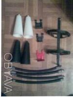 Продам комплектующие для огнетушителя. Киев. фото 1
