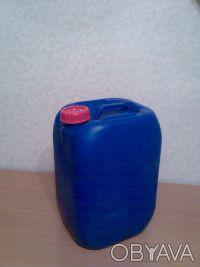 Продам канистру пластиковую 20 л из HDPE (из полиэтилена высокой плотности).  Пл. Киев. фото 1
