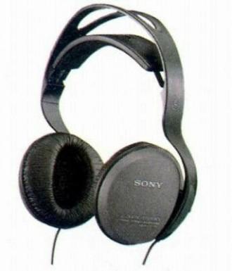 Полноразмерные Hi-Fi наушники SONY MDR-CD 370.. Николаев. фото 1