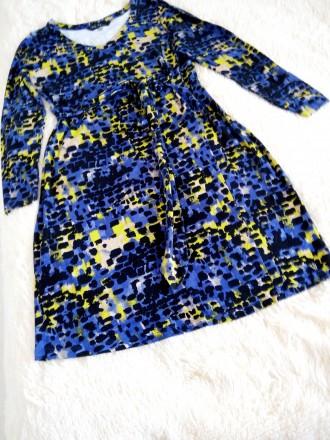 Продам очень красивое фирменное платье в идеальном состоянии.. Ужгород, Закарпатская область. фото 2