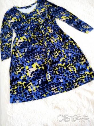 Продам очень красивое фирменное платье в идеальном состоянии.. Ужгород, Закарпатская область. фото 1