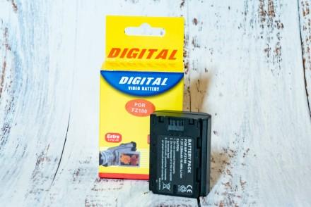 Аккумулятор Sony NP-FZ100 для A7 III, Alpha a9 (2280мАч). Киев. фото 1