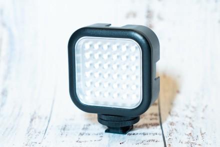 Накамерный свет Godox LED36, Godox Led64. Киев. фото 1