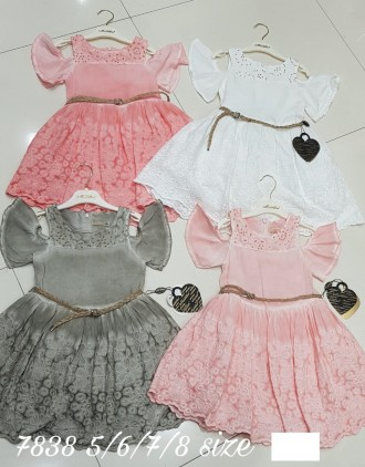 Нарядное и красивое платье для девочки Moonstar Турция. Маріуполь. фото 1