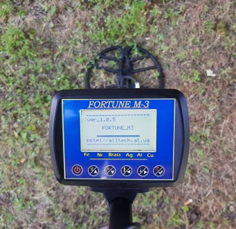 Покупая Fortune M3 у нас Вы можете быть уверены, что приобретаете металлоискател. Киев, Киевская область. фото 6