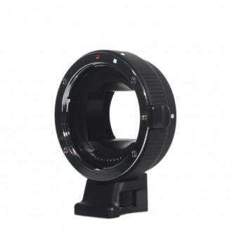 Переходник, адаптер Canon EF EOS – Sony E-mount. Киев. фото 1