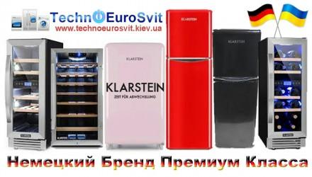 Немецкие холодильники премиум класса Klarstein. Киев. фото 1