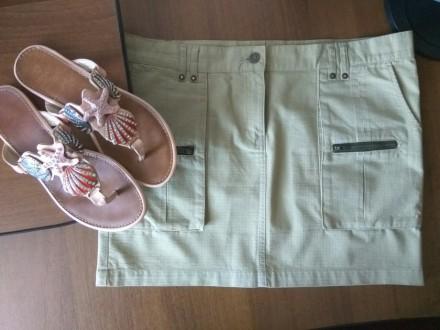 Короткая юбка - бедровка BISOU BISOU Michele Bohbot. Николаев. фото 1