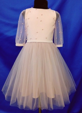 Нарядное платье на девочку.. Мелитополь. фото 1