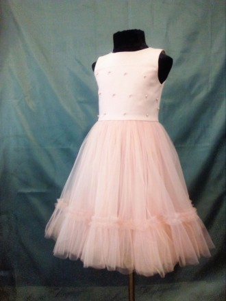 Выпускное нарядное платье, для детских праздников и фотосессий.. Мелитополь. фото 1