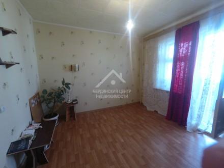 3 комнатная квартира на Горе. Бердянск. фото 1