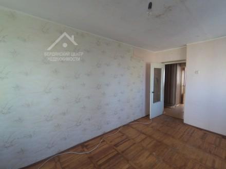 Недорогая 1 ком.квартира на Горе. Бердянск. фото 1