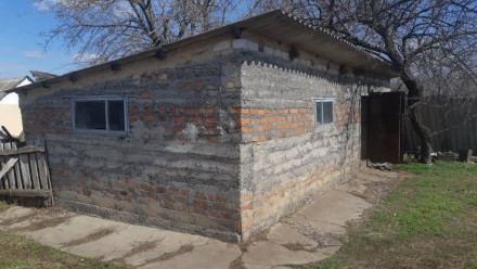 АН Ника продает небольшой уютный домик в с. Владимирское. Дом площадью 71 кв.м. . Запорожье, Запорожская область. фото 16