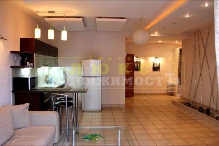 Сдам посуточно двухкомнатную квартиру 95м2 (кухня-студия) ЖК Новая Аркадия / Тен. Аркадия, Одесса, Одесская область. фото 7