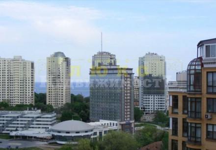 Сдам посуточно двухкомнатную квартиру 95м2 (кухня-студия) ЖК Новая Аркадия / Тен. Аркадия, Одесса, Одесская область. фото 9