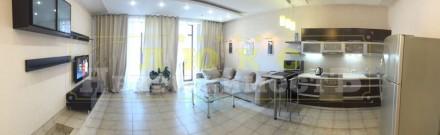 Сдам посуточно двухкомнатную квартиру 95м2 (кухня-студия) ЖК Новая Аркадия / Тен. Аркадия, Одесса, Одесская область. фото 3