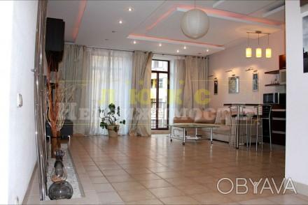Сдам посуточно двухкомнатную квартиру 95м2 (кухня-студия) ЖК Новая Аркадия / Тен. Аркадия, Одесса, Одесская область. фото 1