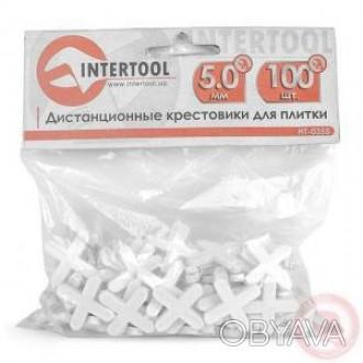 Крестики для плитки НТ-0355 предназначены для вычисления одинакового расстояния . Киев, Киевская область. фото 1