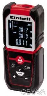 Лазерный дальномер Einhell TC-LD 50 позволяет легко и точно измерять расстояния . Киев, Киевская область. фото 1