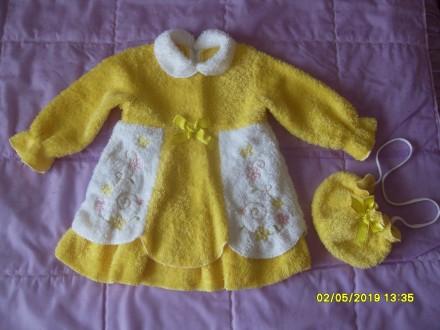 Дитяче платтячко із сумочкою. Львов. фото 1