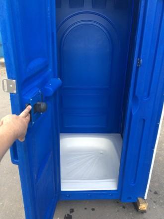 Душевая кабина пластиковая. Уличный душ для дачи. Полтава. фото 1