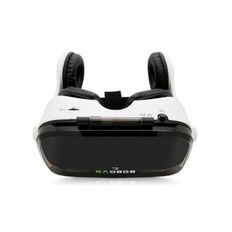 3D очки виртуальной реальности с пультом и наушниками. Одесса. фото 1