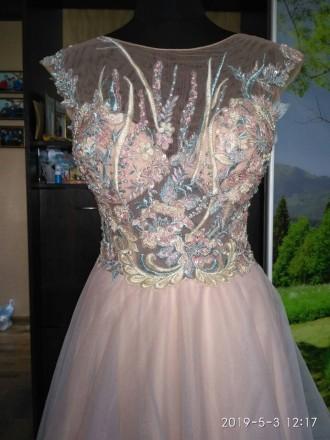 Выпускное, вечернее платье. Винница. фото 1