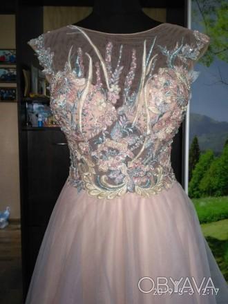 Шикарное элегантное платье. Хочеш быть королевой? Тогда тебе нужно именно этот н. Винница, Винницкая область. фото 1