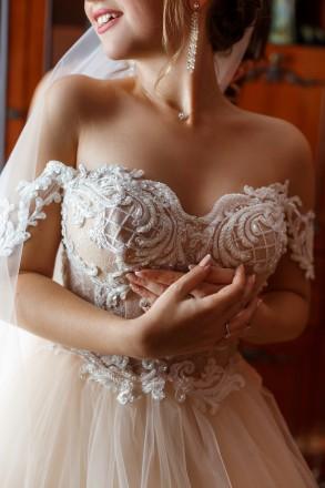Продам свадебное платье. Чернигов. фото 1