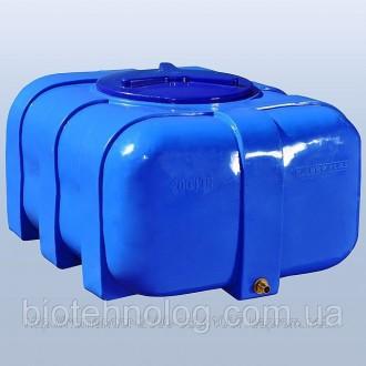 Емкости для воды 200 л. овальные, двухслойные. Киев. фото 1