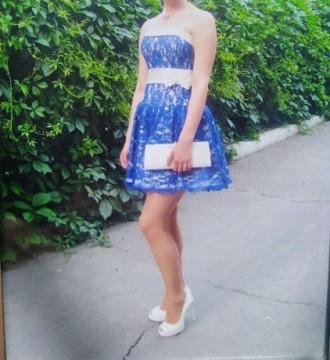 Выпускное платье + подарок. Кривой Рог. фото 1