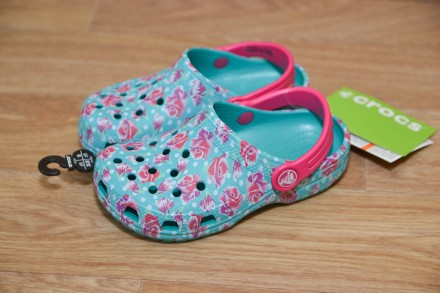 Crocs Kids' Classic Graphic Clog C-9, C-13. Бровари. фото 1