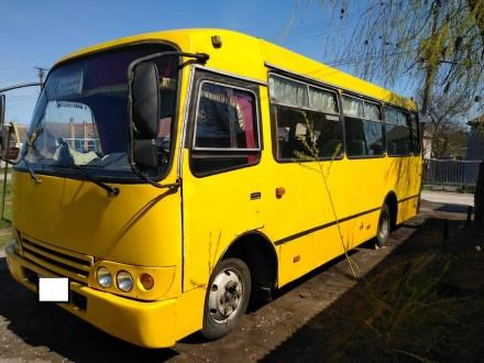 Автобус в отличном состоянии. Двигатель новый, кузов капремонт Черкассы 5 печек. Мариуполь, Донецкая область. фото 3